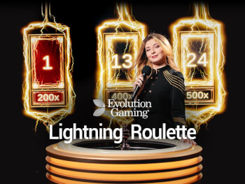 Lightning roulette how to play