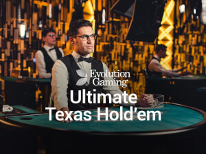 how to play casino ultimate texas hold em