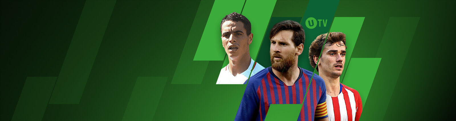 Start page banner leagues live streaming LaLiga