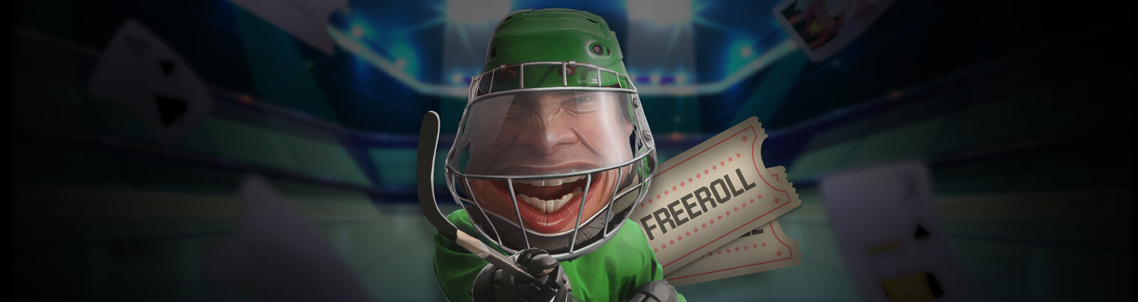 Promo page banner Unibet Poker Sports Betting Freeroll May 2019
