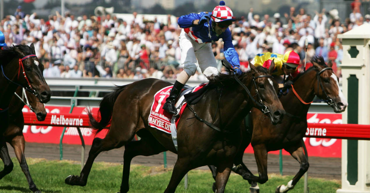 Makybe Diva Flemington November 1 2005