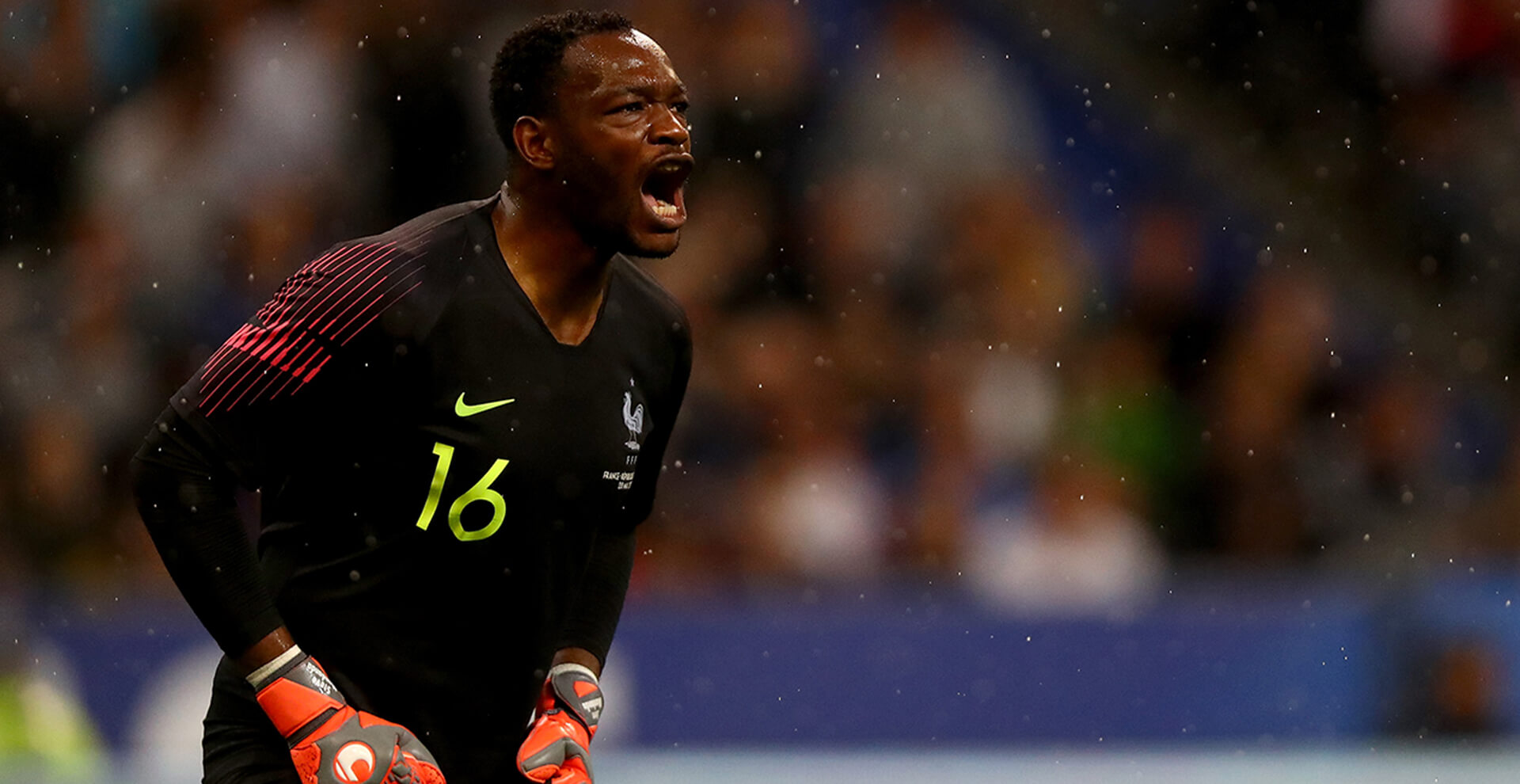 Leaner, meaner Steve Mandanda ready to grasp second chance with France