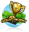 Matrix Gold Trophy