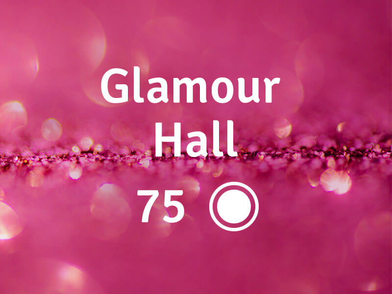 tile glamour hall