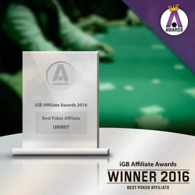 tile igb award poker affiliate