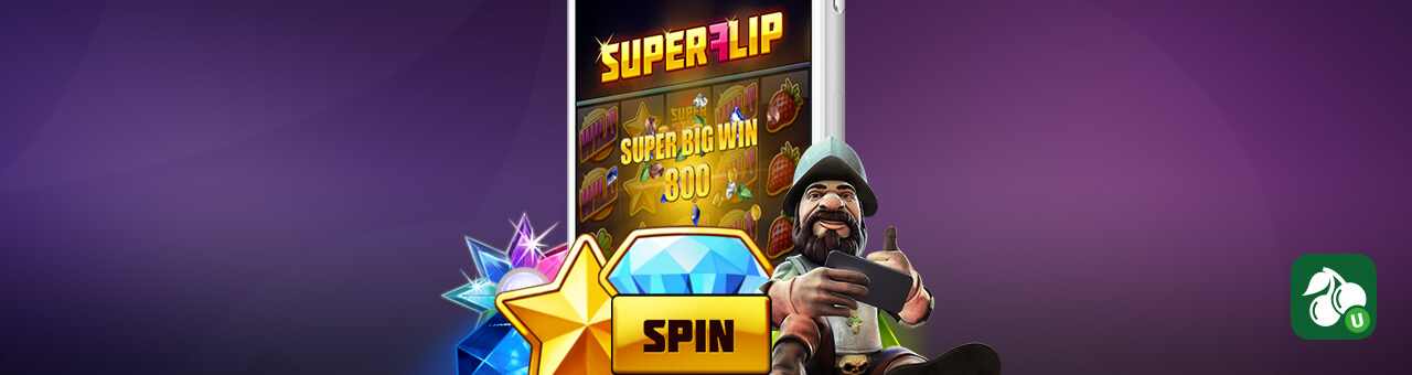 Casino App - Promotional Banner
